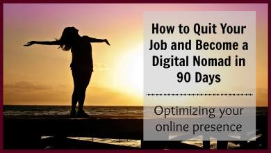 Photo of How to Quit Your Job and Become a Digital Nomad in 90 Days: Week 3
