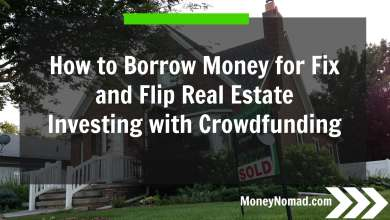 How to Borrow Money for Fix and Flip Real Estate Investing with Crowdfunding