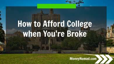 Photo of How to Afford College when You're Broke