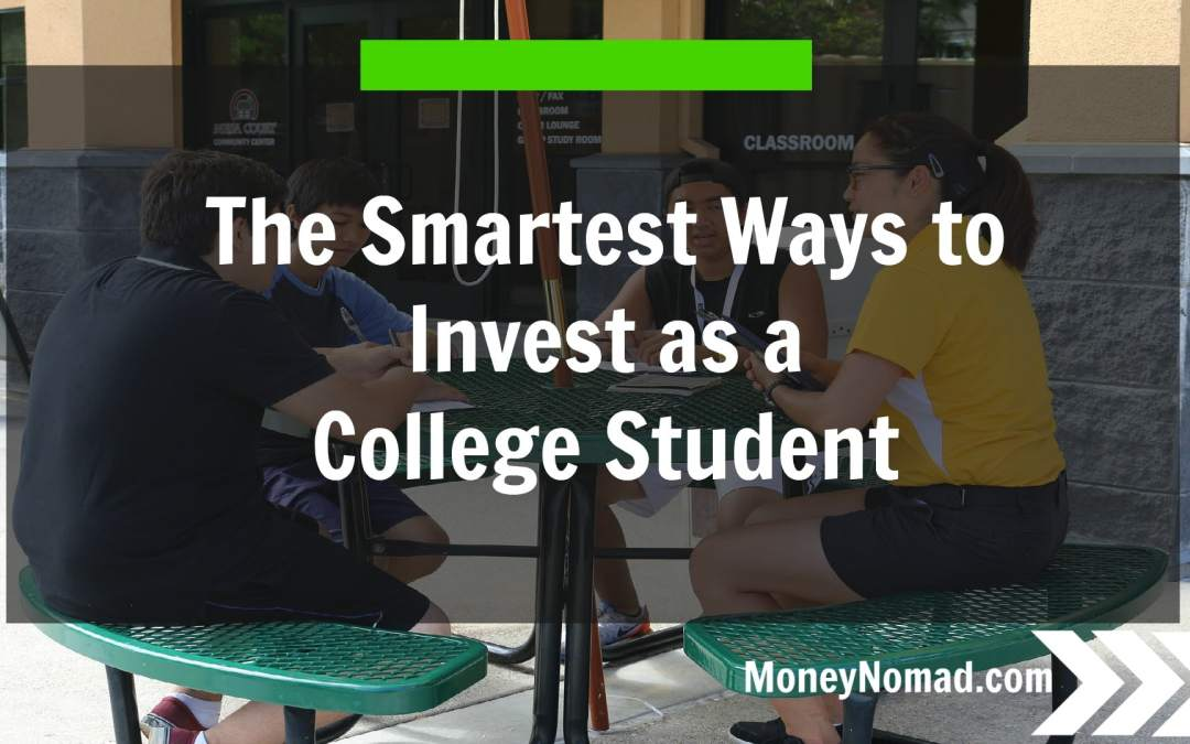 The Smartest Ways to Invest as a College Student