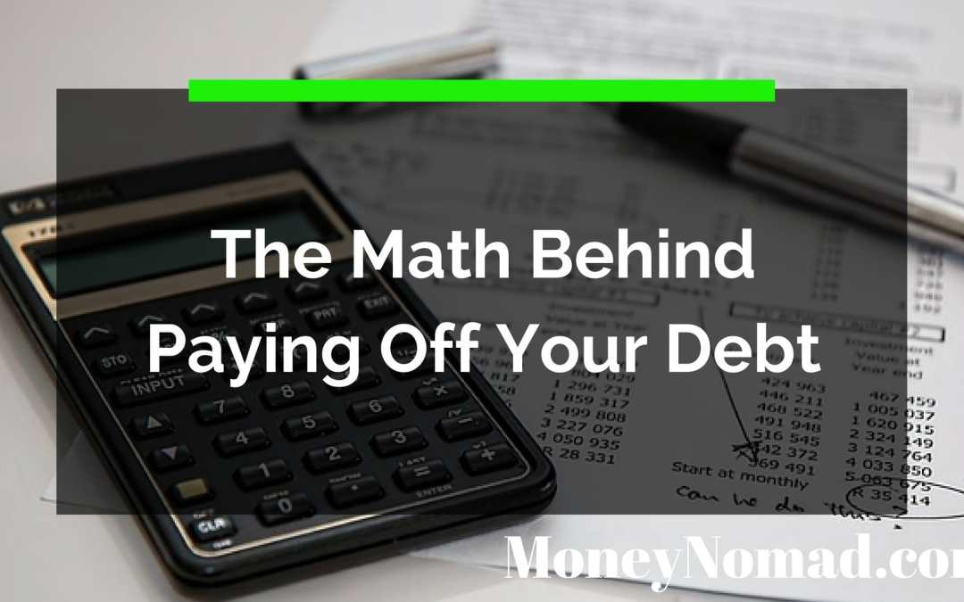 The Math Behind Paying off Your Debt Quicker