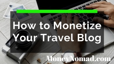 Photo of How to Monetize Your Travel Blog