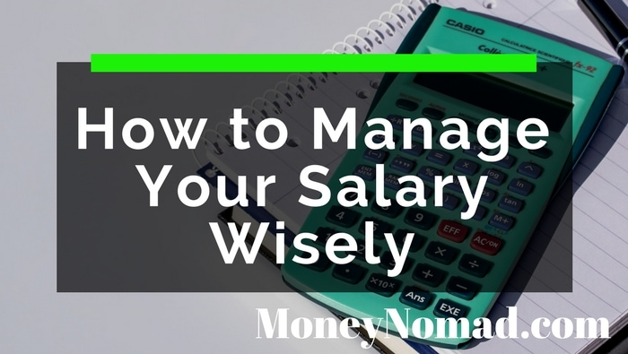 How to Manage Your Salary Wisely