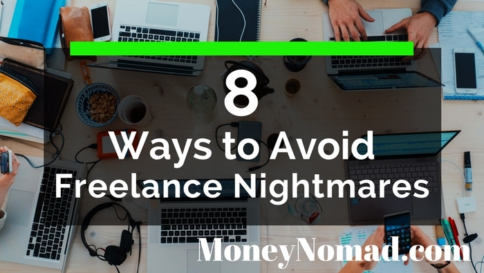 8 Ways to Avoid Freelance Nightmares