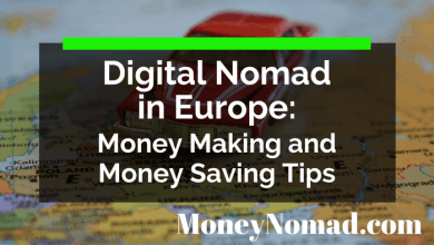 Photo of Digital Nomad in Europe: Money Making and Money Saving Tips