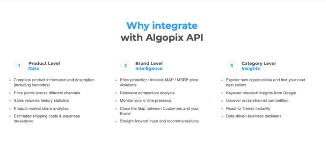 Algopix API