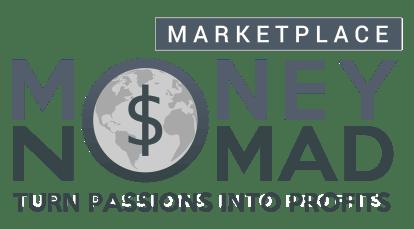 Money Nomad Marketplace Logo