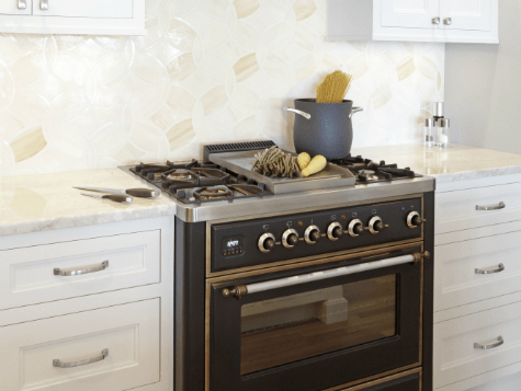 Hot New Trend in Kitchen Design: Mixed Metals