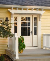 Fypon Pvc Trellis System Adds Architectural Interest to ...
