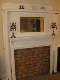 Fireplace Mantels: Add Vintage Charm with Salvaged