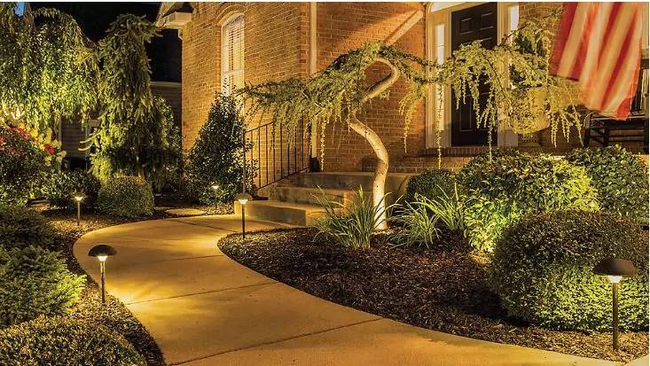 outdoor low voltage lighting how to