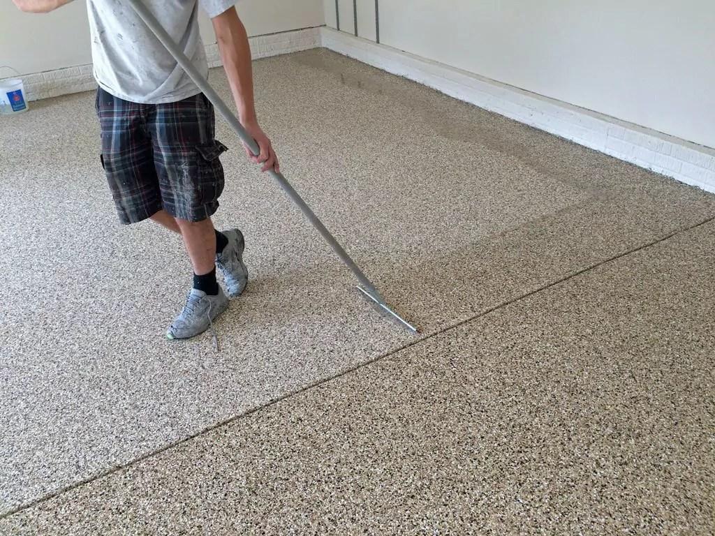 Best Garage Floor Options Paint Tiles or Mat  The