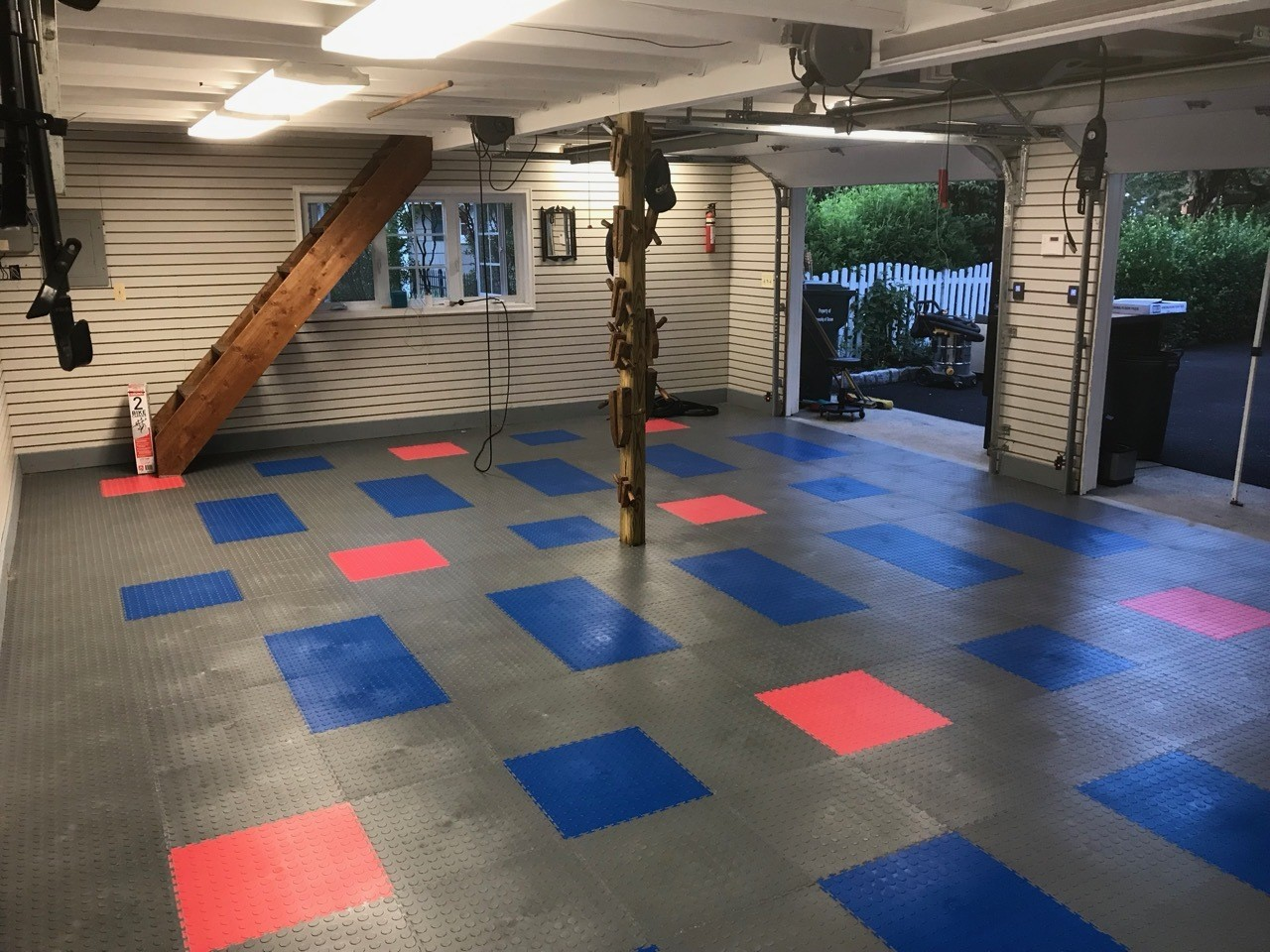 Best Garage Floor Paint Tiles Or Mat The Money Pit