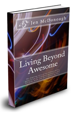 Living Beyond Awesome book