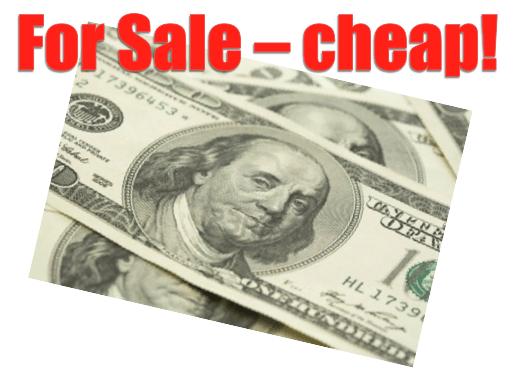 money for sale mpsos107