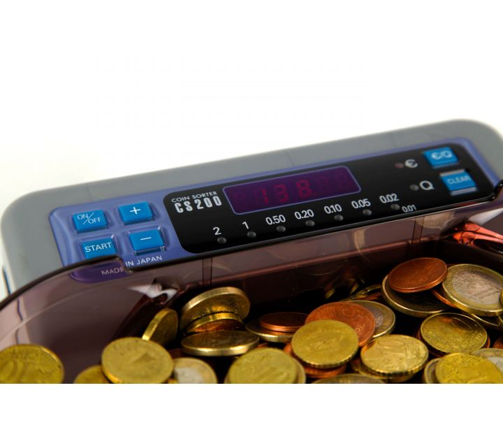How Does Coin Sorter Work