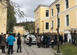 Αποκάλυψη: Αρχίζει η παρέλαση στην Ευελπίδων