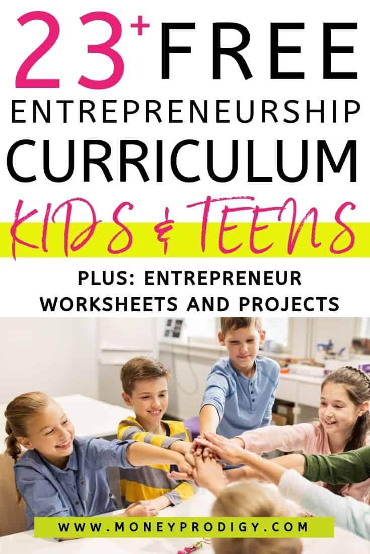 medium resolution of 23+ Free Entrepreneur Lesson Plans (Entrepreneurial Projects