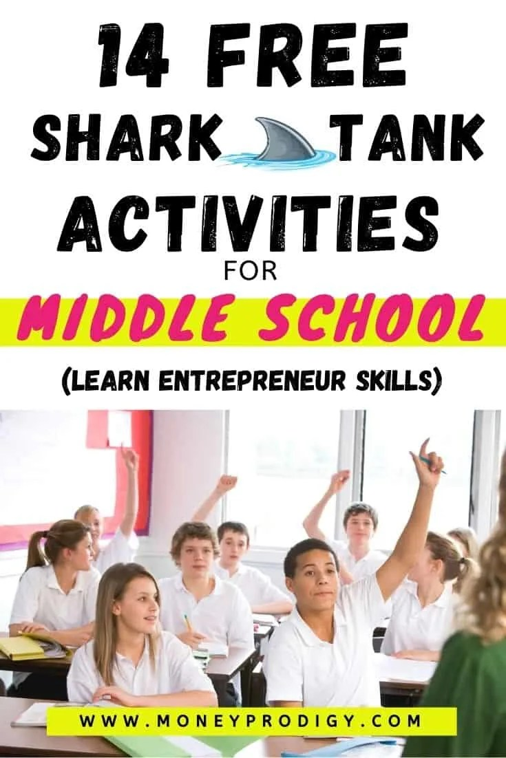 hight resolution of 14 Shark Tank Lesson Plans for Middle School (and High School!)