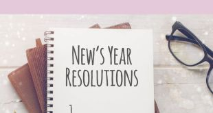 Hw ot stick to new year resolutions
