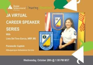 Career Speaker Series @ Google Meet