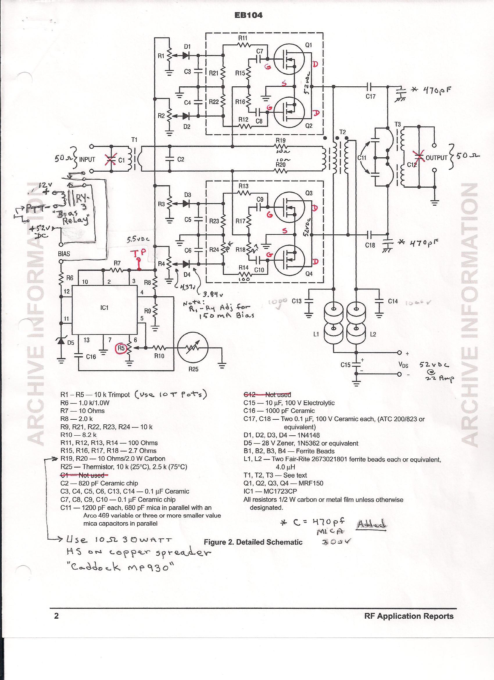 Ameritron Al 811h Service Manual