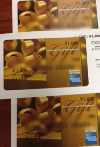 Meet minimum spending requirements for credit card bonuses my american express business gift cards colourmoves