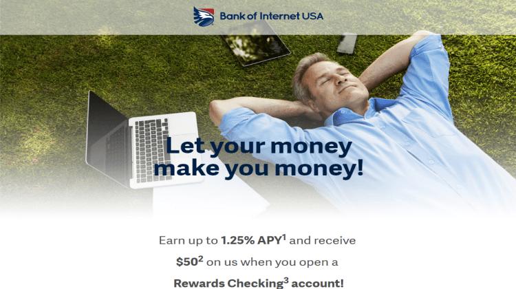Bank Of Internet Promotion