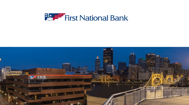 First National Bank Promotions