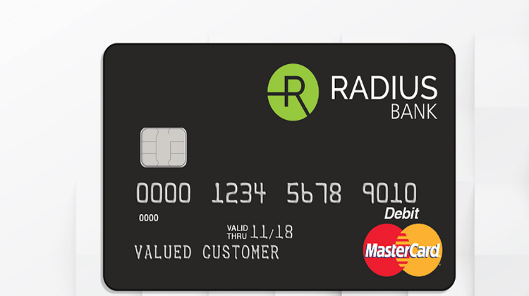 Radius Bank Promotions