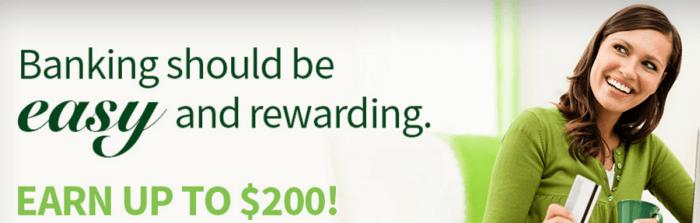 Fidelity Bank $200 Checking Bonus