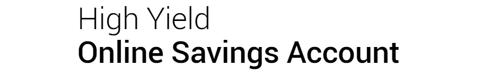 VIO Bank Savings Offer