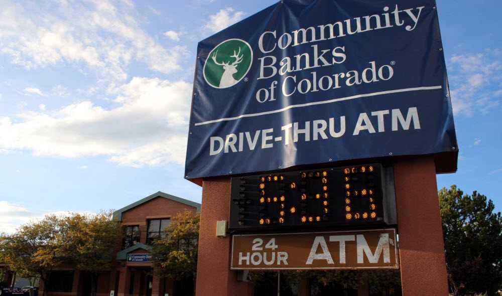 Community Banks Of Colorado Offers