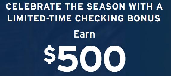Citi $500 Checking Bonus