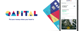 Qapital Banking Promotions: Give $25, Get $25 Referral Bonus (Nationwide)