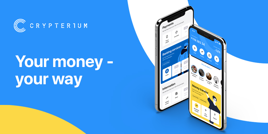 Crypterium Offers