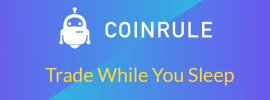 Coinrule (coinrule.io) Review: Easy Automated Cryptocurrency Trading