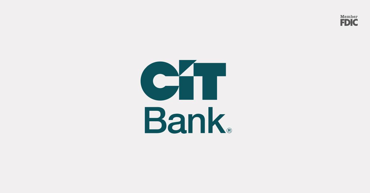CIT Bank eChecking & Savings Connect Review