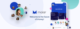Maiar Crypto Wallet Promotions: $10 Welcome Bonus & 100% Commission Referrals
