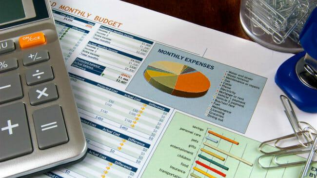 Simple Budget Worksheet | Money Under 30