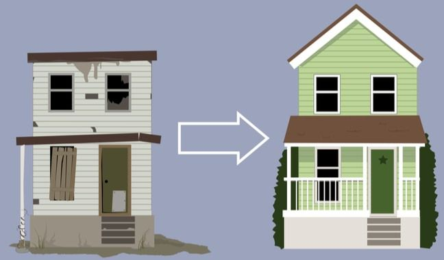 Flipping Real Estate And Retirement Planning: Pros And Cons