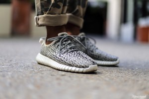 Wearing Yeezy Sneakers is Not Financially Smart