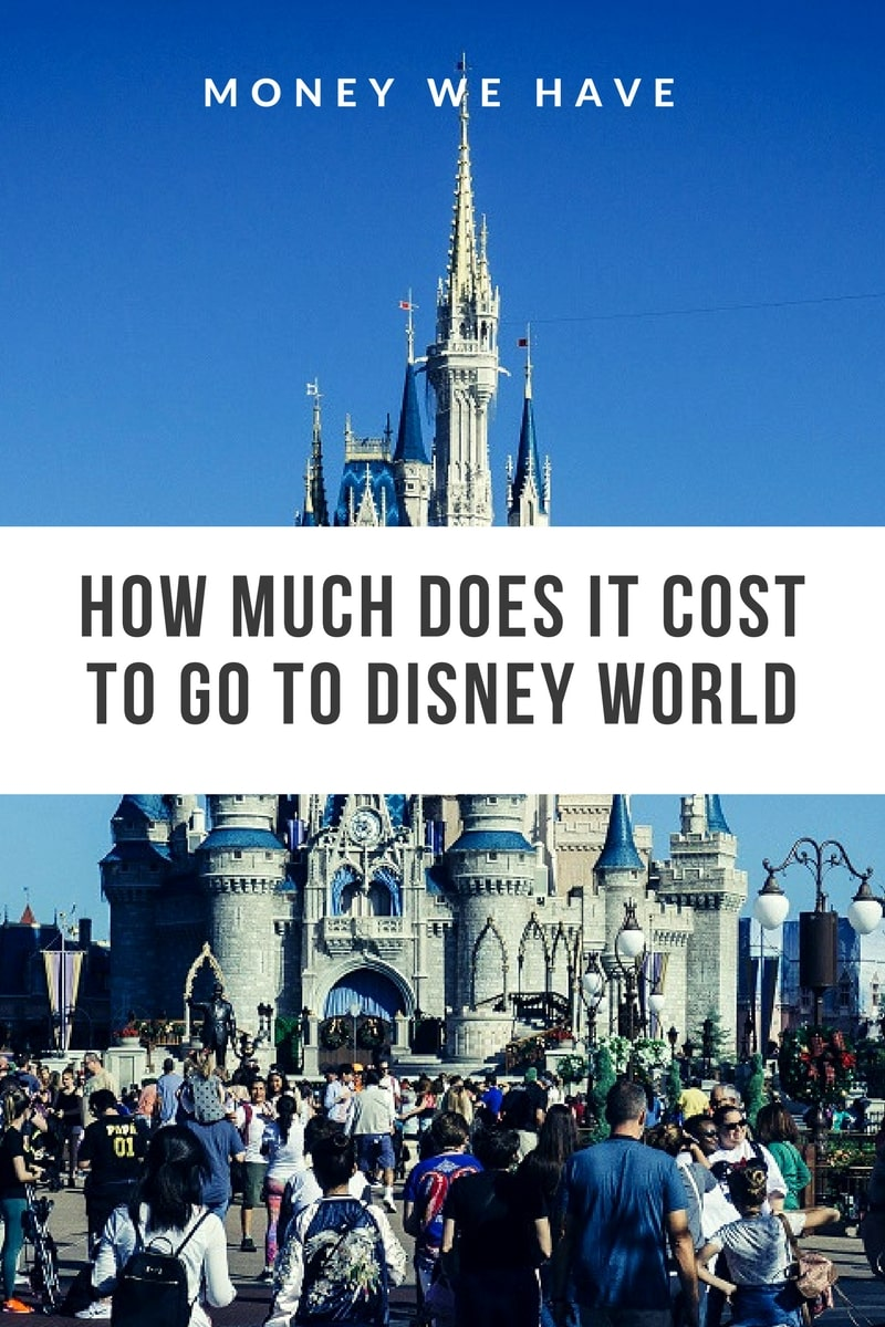 How much does it cost to go to disney world canva  Money
