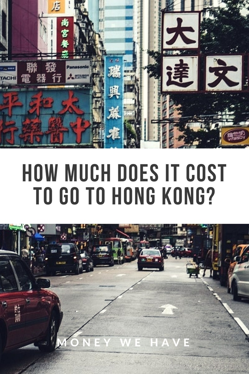 how much does it cost to go to hong kong canva  Money We Have