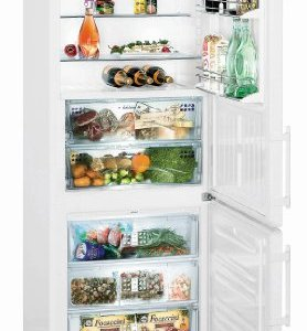 Liebherr CBNP 5156-20 Réfrigérateur 306 L A++ Blanc