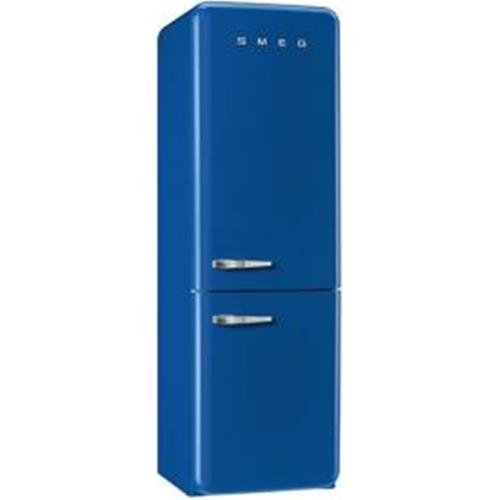 smeg fab32rbln1 r frig rateur 229 l a bleu. Black Bedroom Furniture Sets. Home Design Ideas