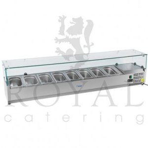Royal Catering - RCKV-180/33-O - Saladette à poser