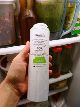 filtre à eau frigo americain