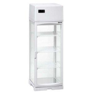 Mini vitrine réfrigérée Slim-Line 80L