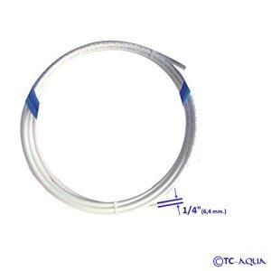'Tuyau 1/4(6,35mm) par mètre et ultra filtration Osmose Inverse